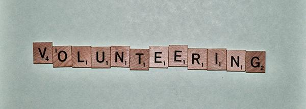 Volunteering Header